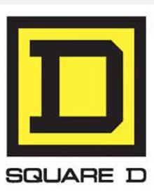 Sqaure D logo